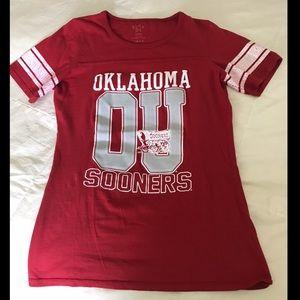 ❣️ Oklahoma Sooners Tee! ❣️